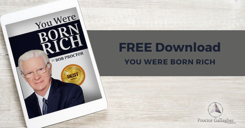 Bob Proctor - You Were Born Rich - Download